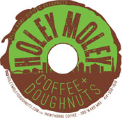 Holey Moley Coffee + Doughnuts