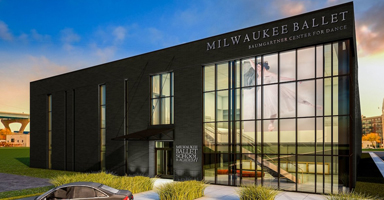 Milwaukee Ballet Breaks Ground on Third Ward Dance Center